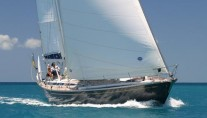 Sail yacht MARGAUX -  Main